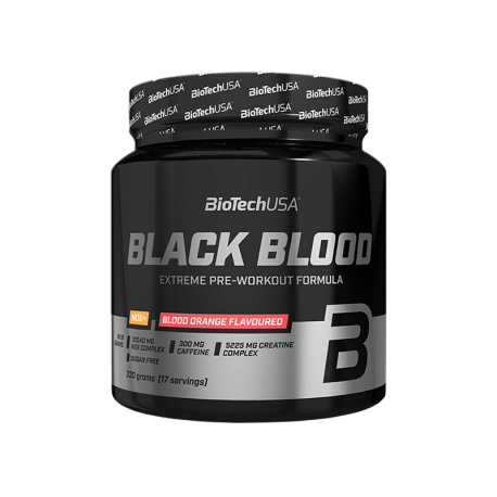 Black Blood CAF Plus - Biotech USA
