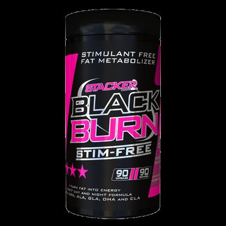 Black Burn Stim Free - Stacker 2