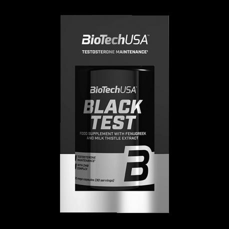 Black Test - Biotech USA
