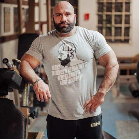 Boosterkeit T-Shirt - Massewear