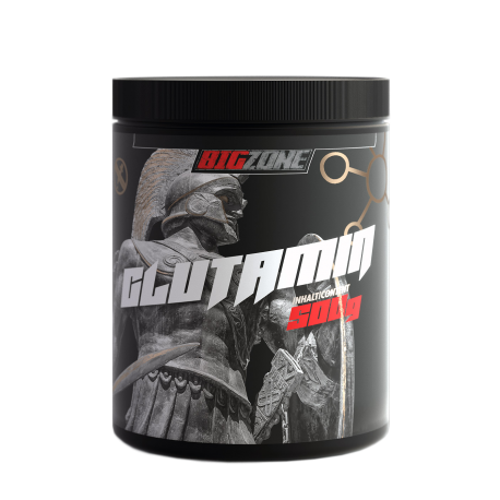 Glutamin 500g - Big Zone