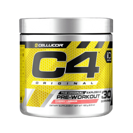 C4 Pre Workout 30 Servings - Cellucor
