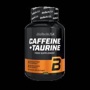 Caffeine + Taurine - Biotech USA