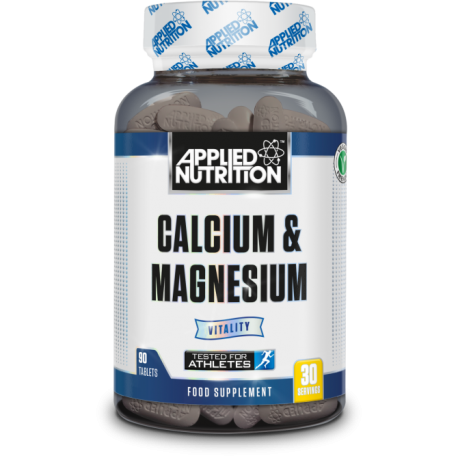 Calcium+Magnesium - Applied Nutrition