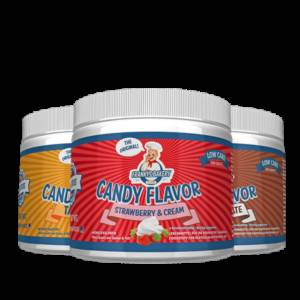 Candy Flavor Powder - Frankys Bakery