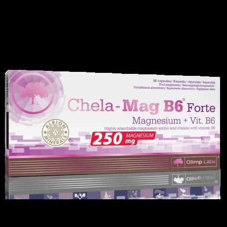 Chela-Mag B6 Forte - Olimp Labs
