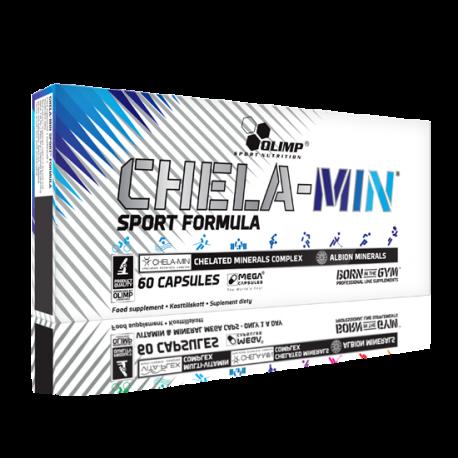 Chela-MIN Sport Formula - Olimp Sport Nutrition
