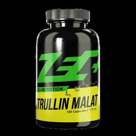 Citrullin Malat (180 Caps) - Zec+