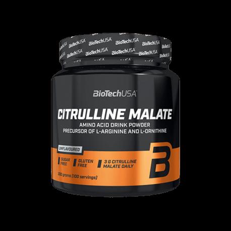 Citrulline Malate Powder (300g) - Biotech USA