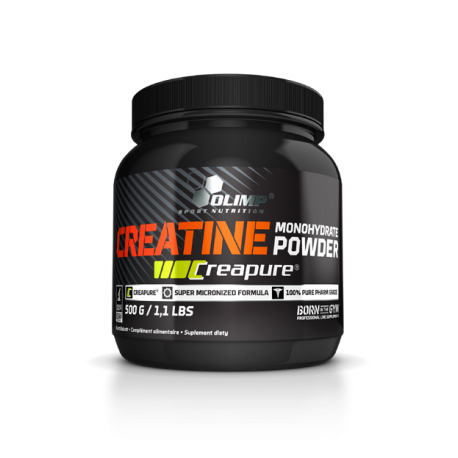 Creapure Monohydrate Powder - Olimp Sport Nutrition