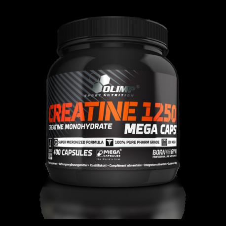Creatine 1250 (400 Mega Caps) - Olimp Sport Nutrition
