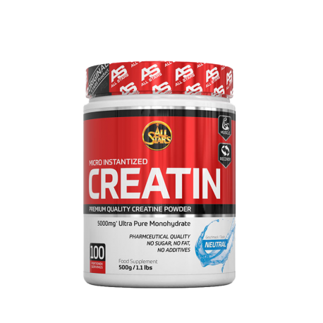 Creatine Monohydrate  500g - All Stars