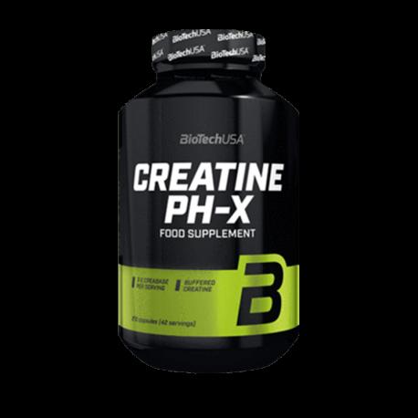 Creatine PH-X - Biotech USA