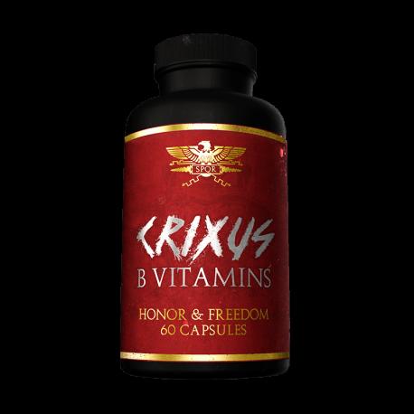 Crixus B Vitamins - Gods Rage