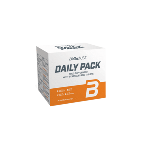 Daily Pack - Biotech USA