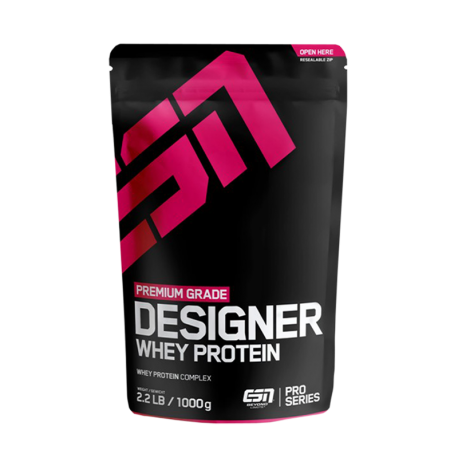 Designer Whey Protein 1000g - ESN