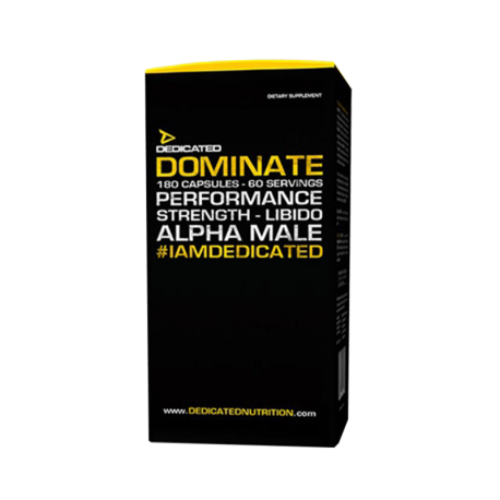 Dominate - Dedicated