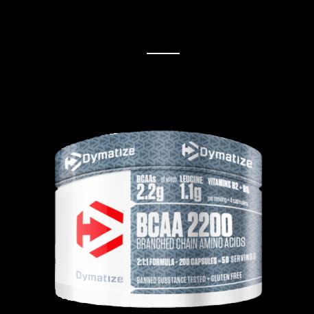 Dymatize BCAA (200 Caps) - Dymatize
