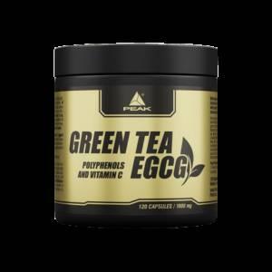 EGCG Grüntee Extrakt (120 Caps) - Peak