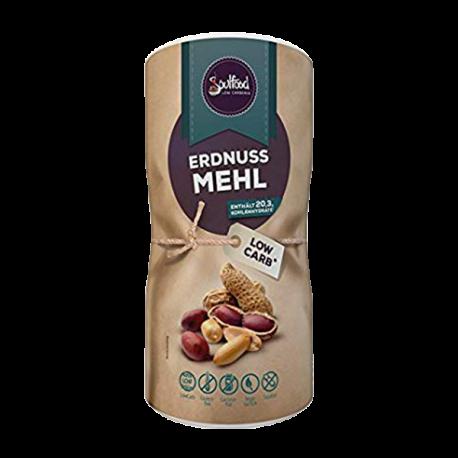 Erdnussmehl 700g - Soulfood LowCarberia