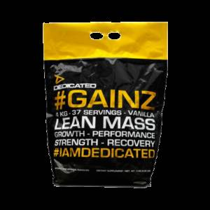 GAINZ - Dedicated