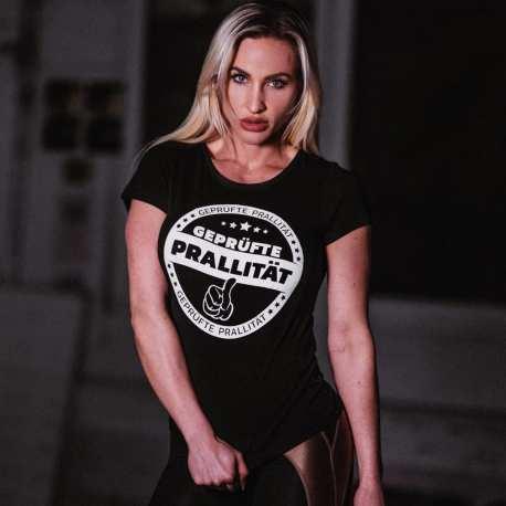Geprüfte Prallität T-Shirt - Massewear