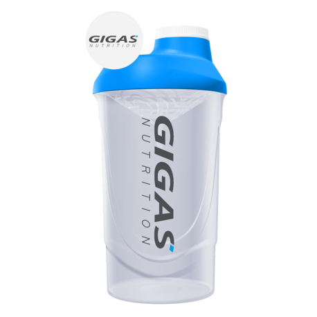 Gigas Wave Shaker (White) - Gigas Nutrition