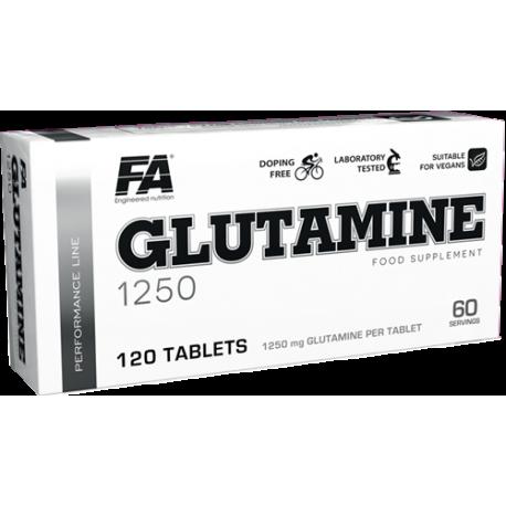 Glutamine 1250 - Fitness Authority