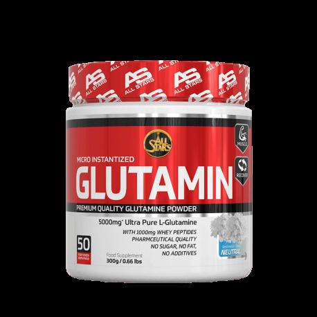 Glutamine Powder (300g) - All Stars