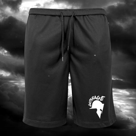 Gods Rage Mesh Shorts - Gods Rage