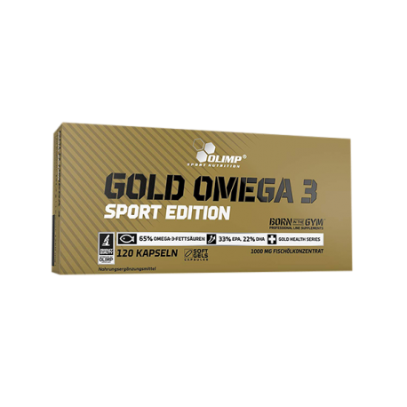 Gold Omega 3 Sport Edition - Olimp Sport Nutrition