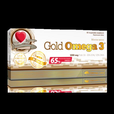 Gold Omega 3 - Olimp Labs
