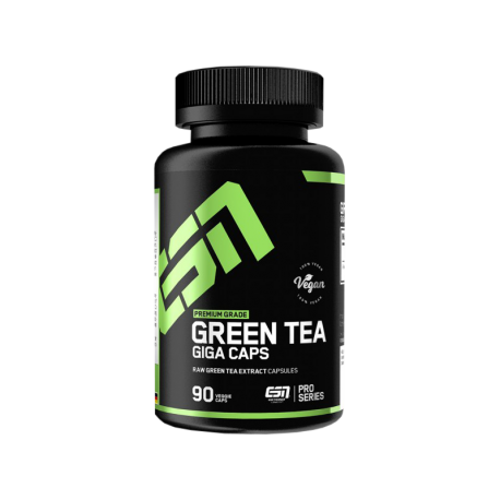 Green Tea Giga Caps - ESN