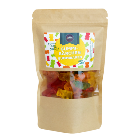 Gummibärchen - Soulfood LowCaberia