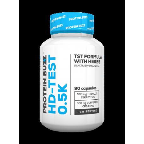 HD-Test 0.5K - ProteinBuzz