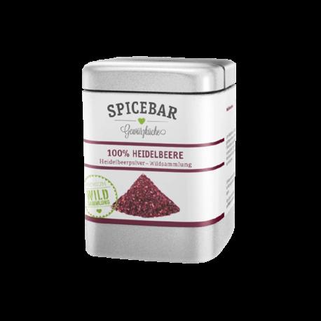 Heidelbeerpulver - Spicebar