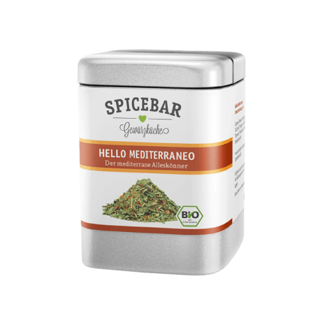Hello Mediterraneo Bio - Spicebar