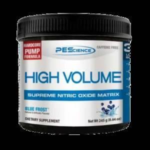 High Volume - PES