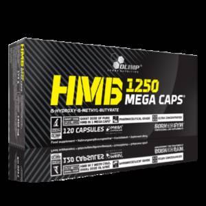 HMB 1250 (120 Mega Caps) - Olimp Sport Nutrition