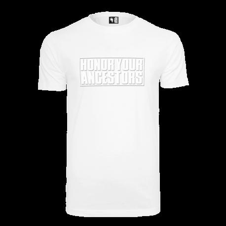 Honor Your Ancestors Shirt (Weiß) - Gods Rage