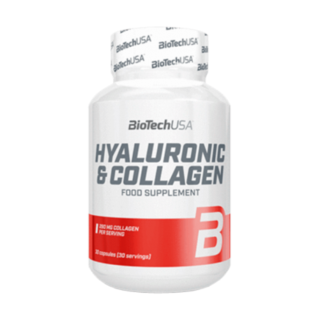 Hyaluronic Collagen - Biotech USA