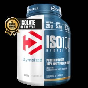 Iso 100 Hydrolyzed - Dymatize