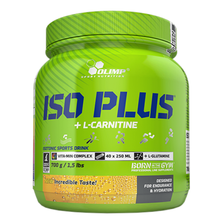 Iso Plus - Olimp Sport Nutrition