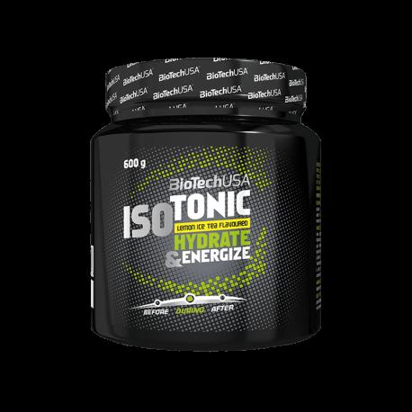 Iso Tonic (600g) - Biotech USA