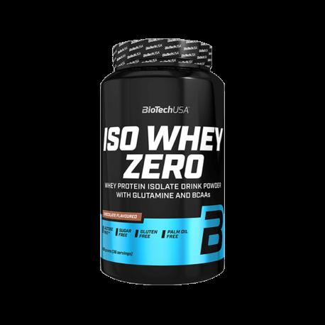 Iso Whey Zero (908g) - Biotech USA