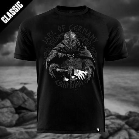 Jarl of Germany - Kohlruss Classic Shirt - Gods Rage