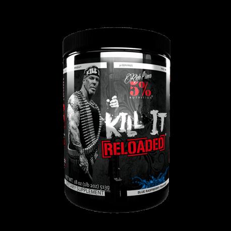 Kill It Reloaded EU - 5% Nutrition