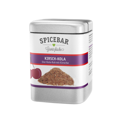 Kirsch-Kola-Rub - Spicebar