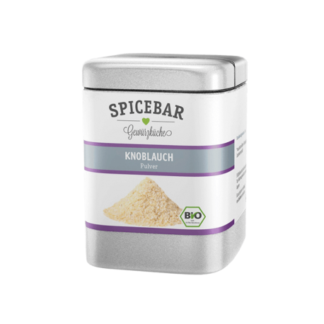 Knoblauchpulver Bio - Spicebar