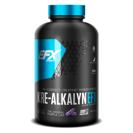 Kre Alkalyn (240 Caps) - EFX